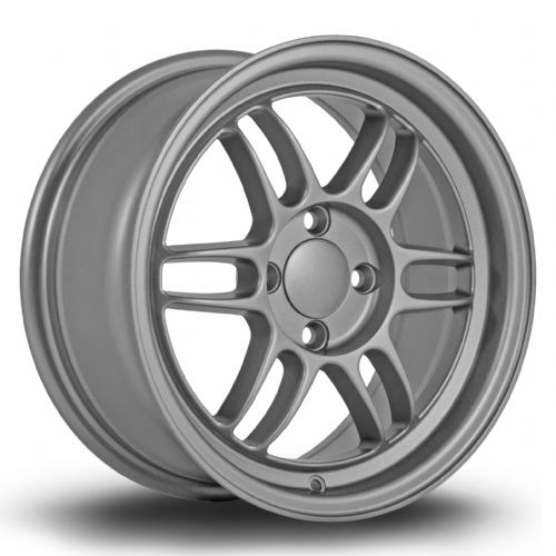 356 Wheels TFS3 15x7 ET38 4x100 Matte Grey